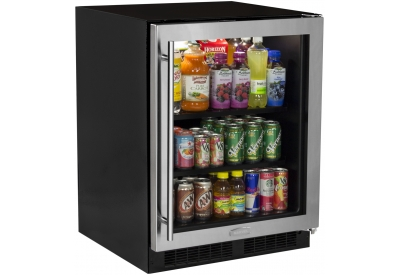 Marvel - MA24BCG1RS - Wine Refrigerators and Beverage Centers