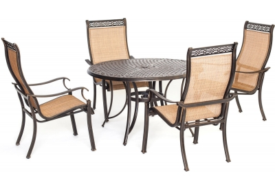 Hanover - MANDN5PC - Patio Dining Sets