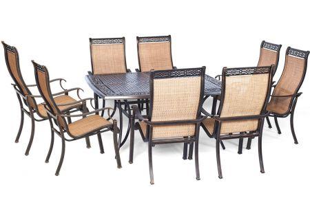 Hanover - MANDN9PCSQ - Patio Dining Sets