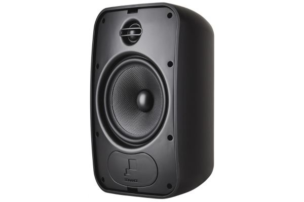 Large image of Sonance Black Mariner 64 Outdoor Speakers (Pair) - 93153