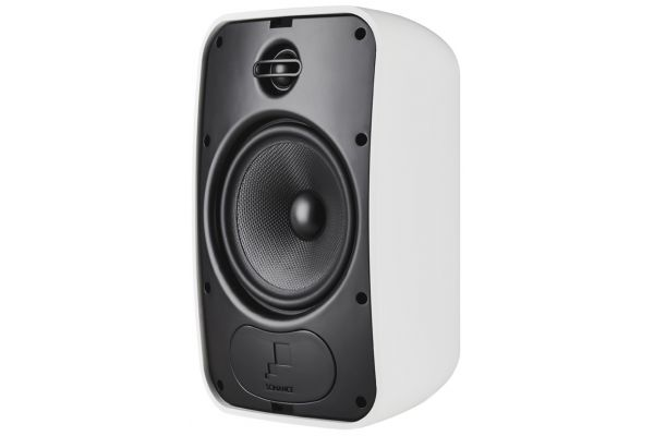 Large image of Sonance White Mariner 64 Outdoor Speakers (Pair) - 93152