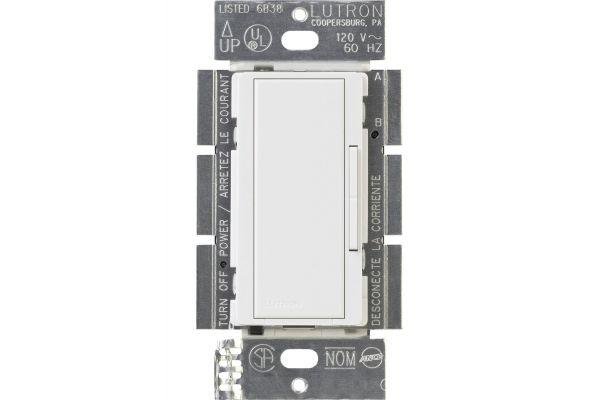 Lutron Maestro White 120V Accessory Dimmer - MA-R-WH