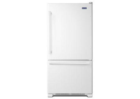 Maytag - MBF1958FEW - Bottom Freezer Refrigerators