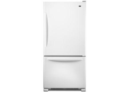 Maytag - MBF2258XEW - Bottom Freezer Refrigerators