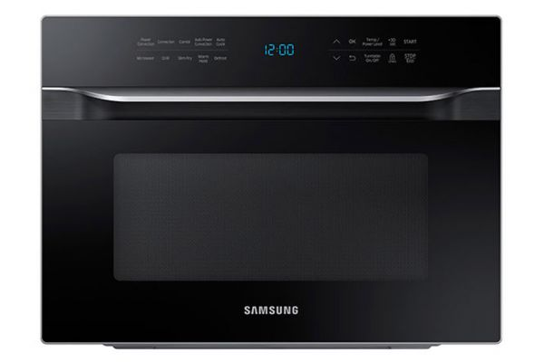Samsung Black Countertop Convection Microwave - MC12J8035CT/AA