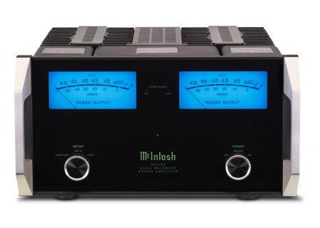 McIntosh Black 2-Channel Stereo Amplifier - MC452