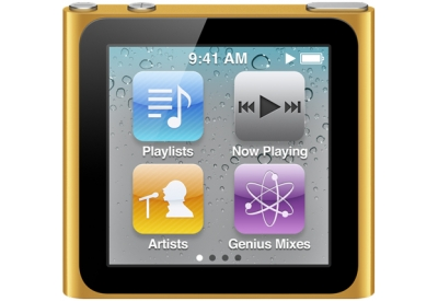 Apple - MC691LL/A - iPods & MP3 Players