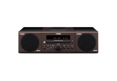 Yamaha - MCR-040BR - Mini Systems & iPod Docks