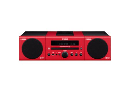 Yamaha - MCR-040RE - Wireless Multi-Room Audio Systems