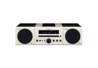 Yamaha - MCR-040WH - Mini Systems & iPod Docks