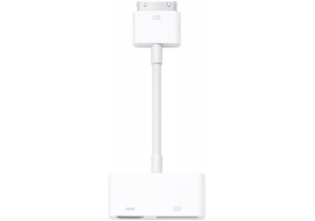 Apple - MD098ZM/A - iPad Cables and Docks