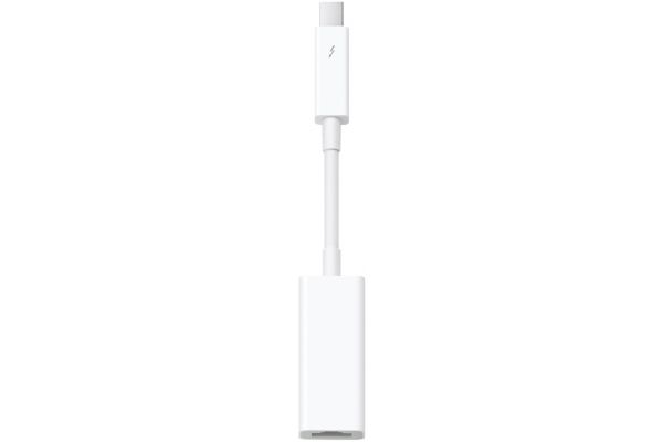 Apple Thunderbolt To Gigabit Ethernet Adapter - MD463LL/A
