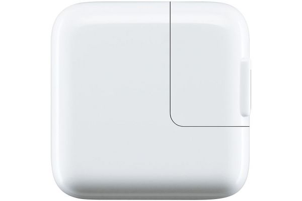 Large image of Apple 12W USB Power Adapter - MD836LL/A