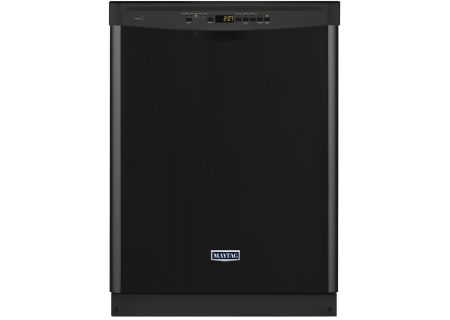Maytag Black Large Capacity Built-In Dishwasher - MDB4949SDE