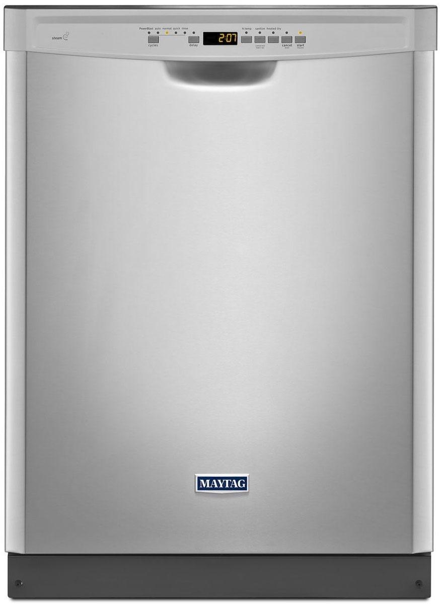 Maytag Large Capacity Built In Dishwasher MDB4949SDM