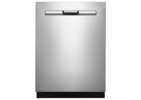 "Maytag 24"" Stainless Steel Built-In Dishwasher - MDB8989SHZ"