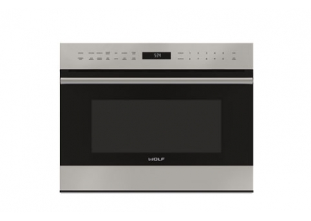 Wolf - MDD24TESTH - Built-In Drop Down Microwaves