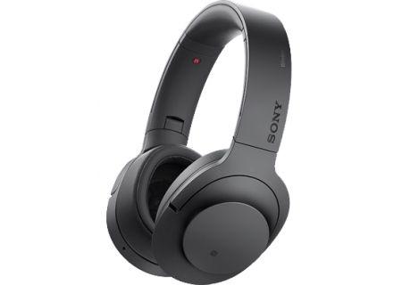 Sony - MDR100ABN/B - Headphones