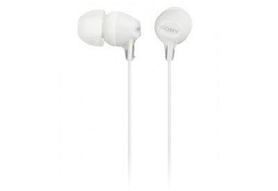 Sony - MDREX15AP/W - Earbuds & In-Ear Headphones