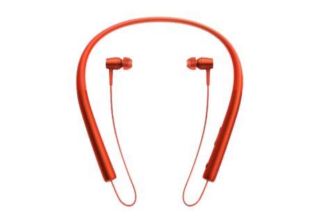 Sony - MDREX750BT/R - Headphones