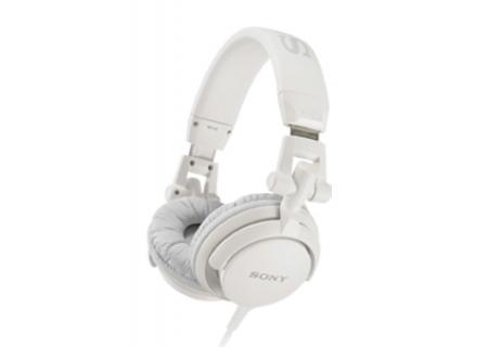 Sony - MDR-V55/WHI - Headphones