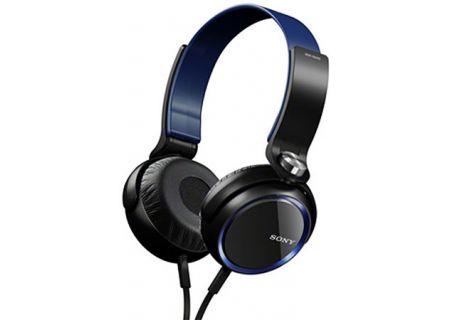 Sony - MDR-XB400/BLU - Headphones