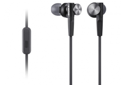 Sony - MDRXB50AP/B - Earbuds & In-Ear Headphones