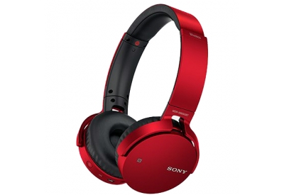 Sony - MDR-XB650BT/R - On-Ear Headphones