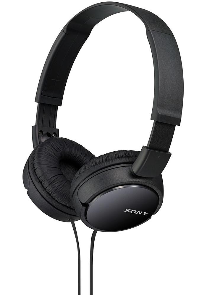 Sony Black Over-Ear Stereo Headphones