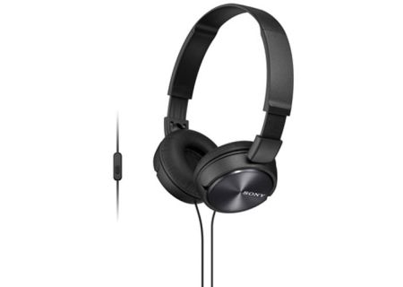 Sony Black Sound Monitoring Headphones - MDRZX310AP/B