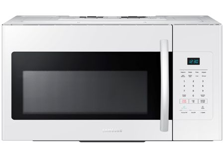 Samsung - ME16H702SEW - Over The Range Microwaves