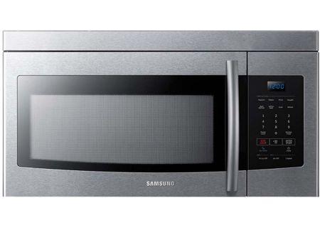 Samsung - ME16K3000AS - Over The Range Microwaves