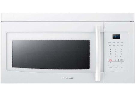 Samsung White Over-The-Range Microwave - ME16K3000AW