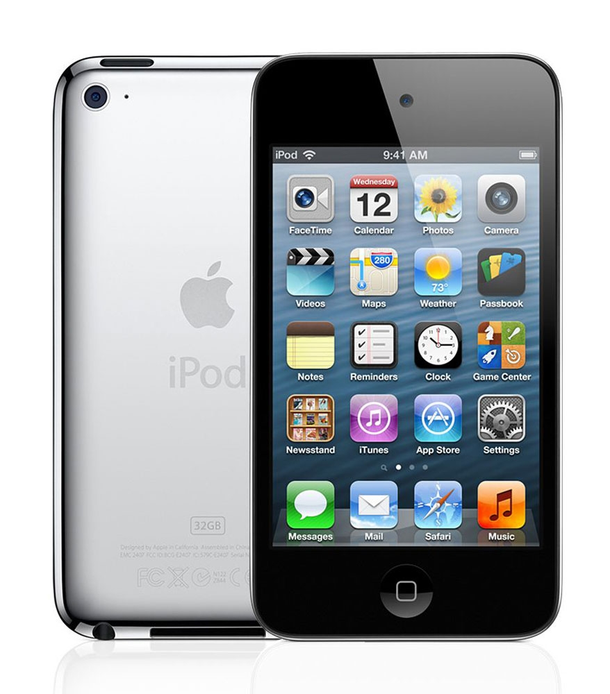 Apple 16GB Black 4th Generation iPod Touch - ME178LL/A - Abt