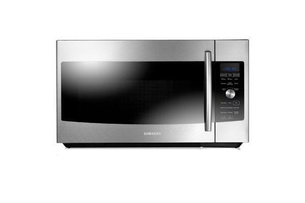Samsung Stainless Steel Over The Range Microwave Speed Oven - ME179KETSR