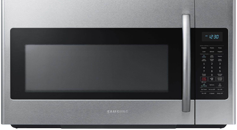 Samsung OverTheRange Microwave MEHSFSAA - Abt microwave