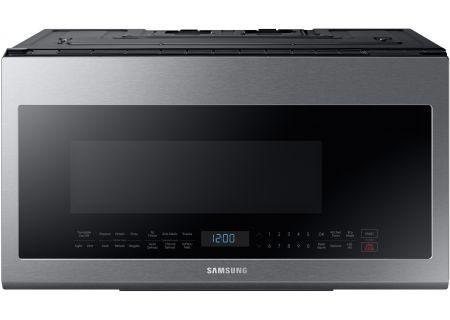 Samsung - ME21M706BAS - Over The Range Microwaves