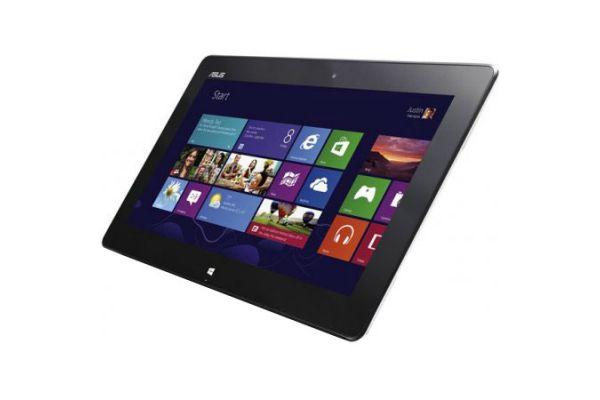 "Large image of Asus VivoTab 64GB 10.1"" Black Windows 8 Tablet - ME400CC1BK"