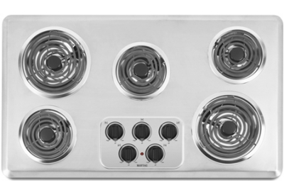 Maytag - MEC4536WC - Electric Cooktops