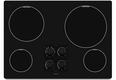 Maytag - MEC7430WB - Electric Cooktops