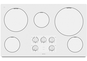 Maytag - MEC7536WW - Electric Cooktops