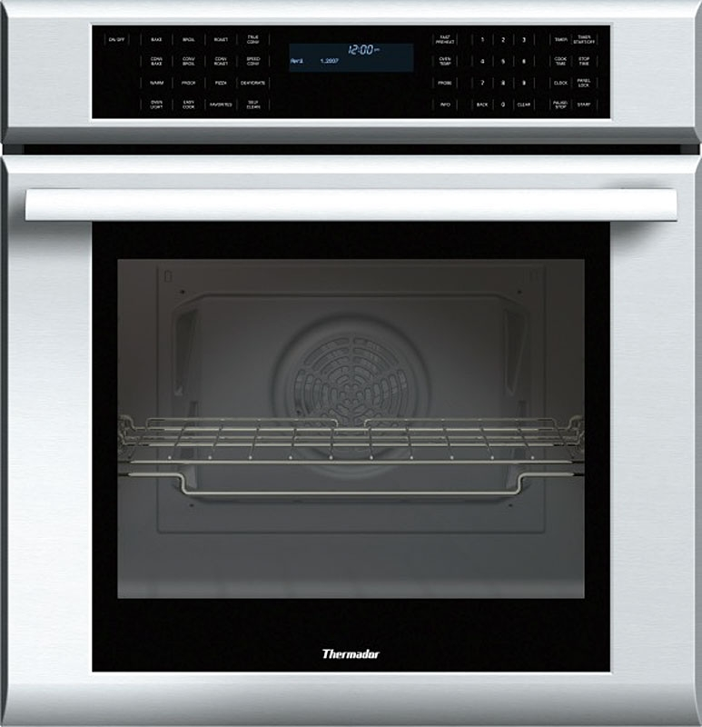 Thermador 27 Quot Masterpiece Stainless Single Oven Med271js