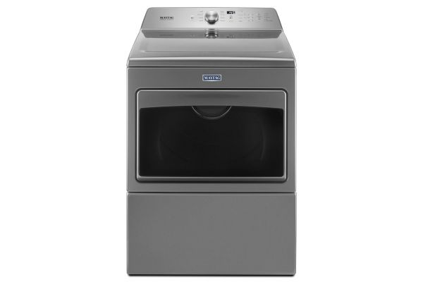 Maytag Metallic Slate Electric Dryer - MEDB765FC