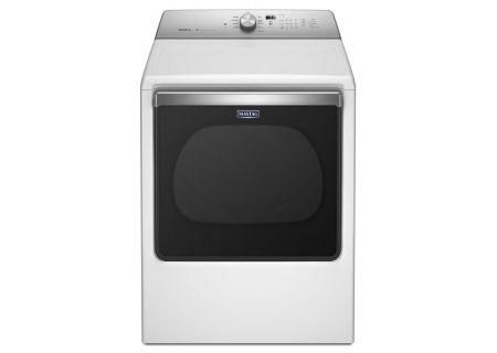 Maytag 8.8 Cu. Ft. White Electric Dryer - MEDB835DW