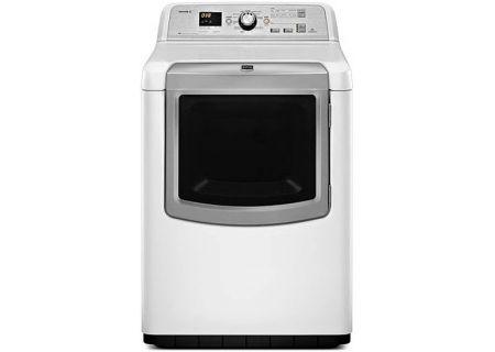 Maytag - MEDB880BW - Electric Dryers