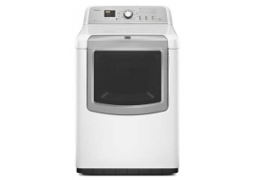 Maytag - MEDB980BW - Electric Dryers
