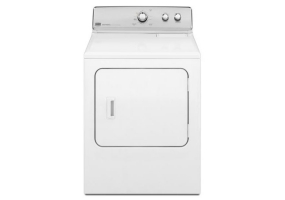 Maytag - MEDC300BW - Electric Dryers