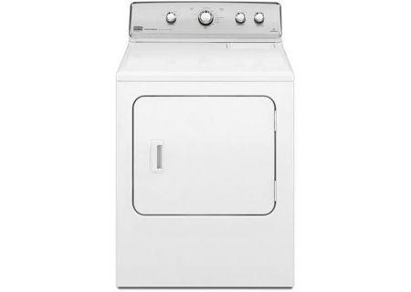 Maytag - MEDC400BW - Electric Dryers
