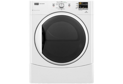 Maytag - MEDE201YW - Electric Dryers