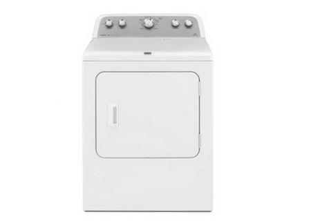 Maytag - MEDX500BW - Electric Dryers